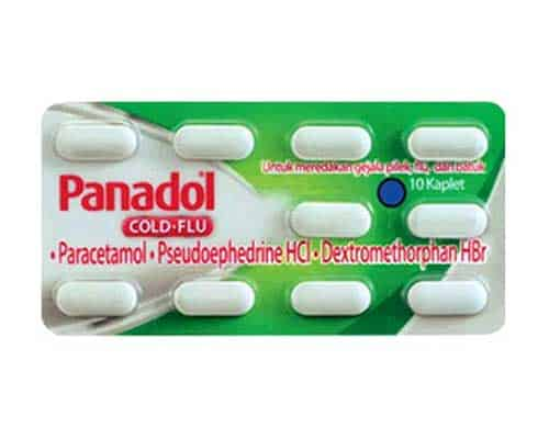 Panadol Cold Flu