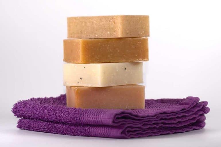 Gambar Ilustrasi Sabun Pepaya