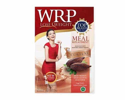 Susu Diet Terbaik WRP Meal Replacement