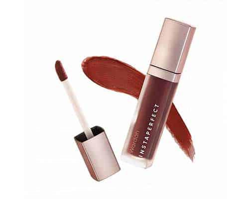 Lipstik Wardah Terbaik - Wardah Instaperfect Mattesetter Lip Matte – 03 Chic