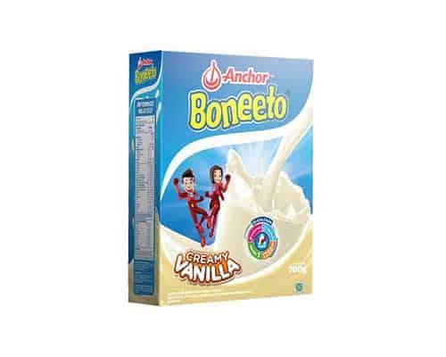 Anchor Boneeto - Susu Berkalsium Tinggi untuk Kesehatan Tulang