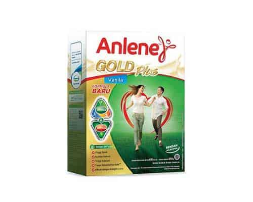 Anlene Gold Plus - Susu Berkalsium Tinggi untuk Kesehatan Tulang