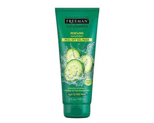 Freeman Feeling Beauty Cucumber Peel Off Mask