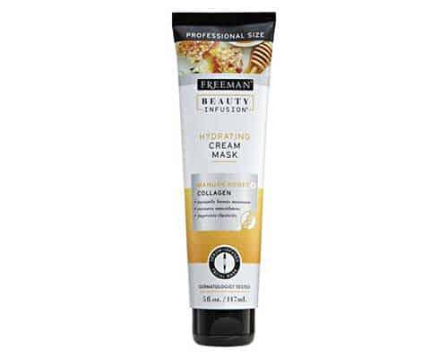 Masker Freeman Terbaik FreemanBeauty Infusion Hydrating Cream Mask Manuka Honey+ Collagen