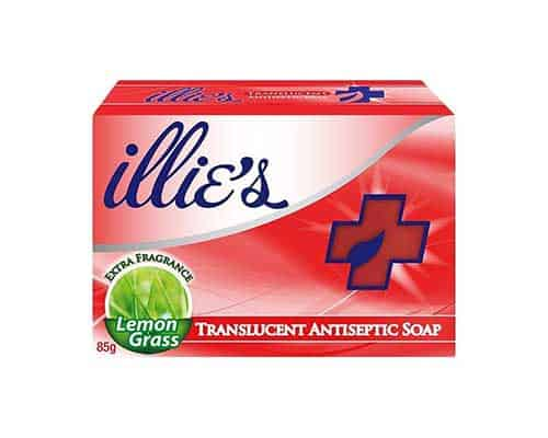 Illie's Antiseptic Bar Soap
