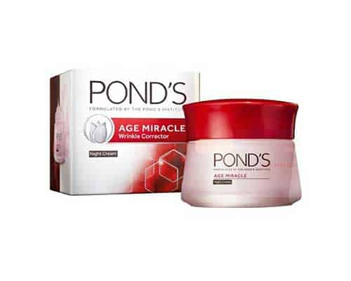 Pond's Age Miracle Wrinkle Corrector Night Cream