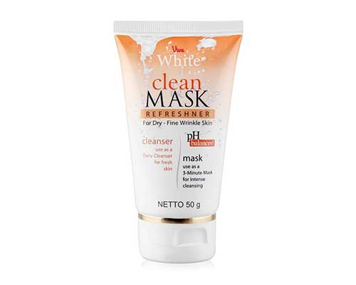 Viva White Clean Mask Refreshner