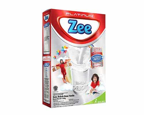 Zee Platinum - Susu Berkalsium Tinggi untuk Kesehatan Tulang