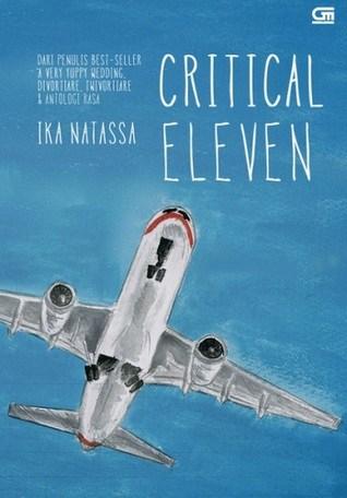 Novel Romantis Terbaik Crintical Eleven