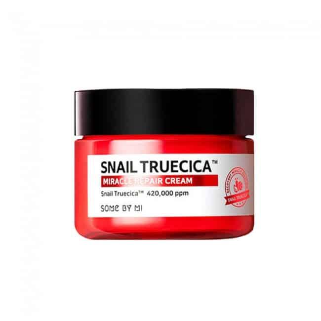 Penghilang Bekas Jerawat Some By Mi Snail Truecica Miracle Repair Cream