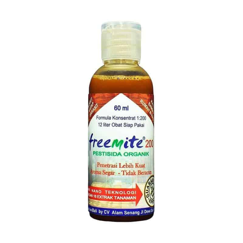 Pembasmi Rayap Terbaik Freemite 200 Pestisida Organic