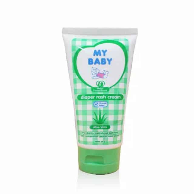 5. My Baby Diaper Rash Cream