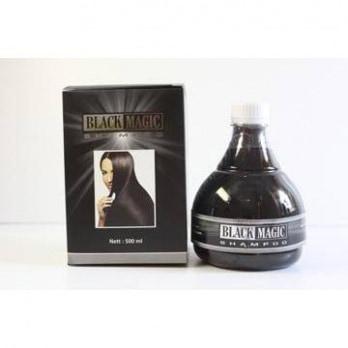 Shampo untuk Memanjangkan Rambut Black Magic Kemiri Shampo