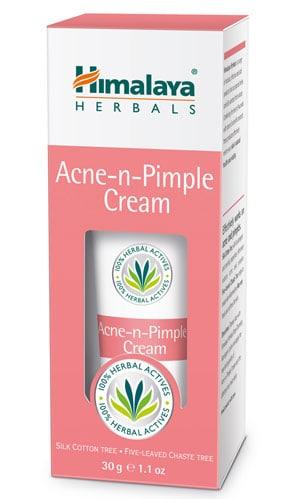 Penghilang Bekas Jerawat Himalaya Herbals Acne-N-Pimple Cream