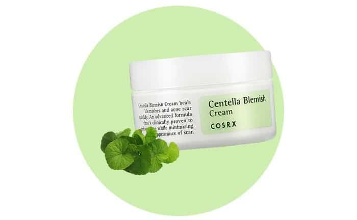 Penghilang Bekas Jerawat Centella Blemish Cream
