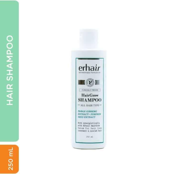 Shampo untuk Memanjangkan Rambut Erhair Hairgrow Shampo
