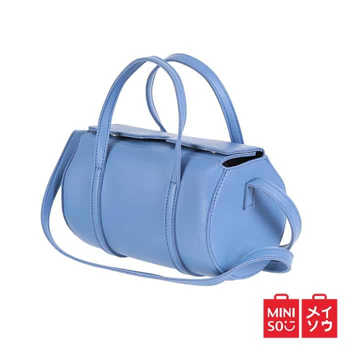 Katalog Produk Miniso Terbaik - Miniso Womens Crossbody Boston Bag