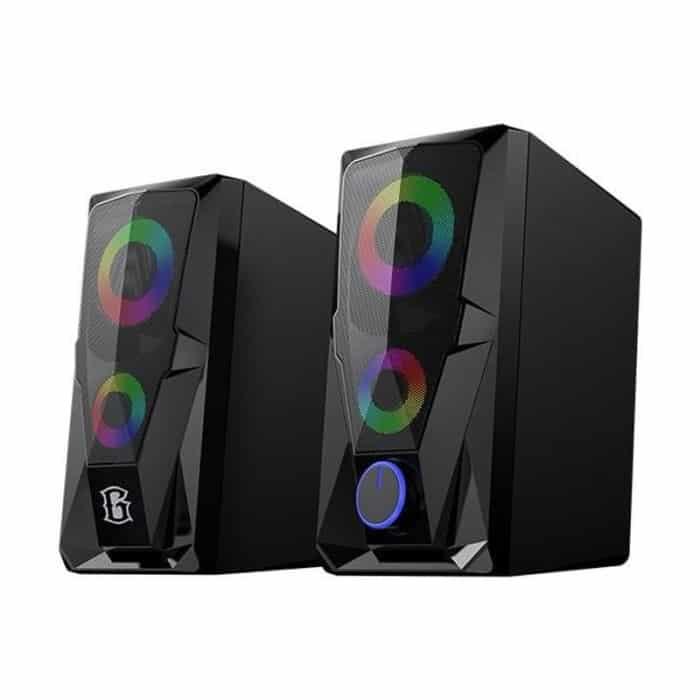 Speaker Aktif Terbaik ROBOT RS200 Stereo Gaming 3,5mm