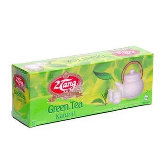 Teh Hijau untuk Diet Terbaik 2 Tang Green Tea