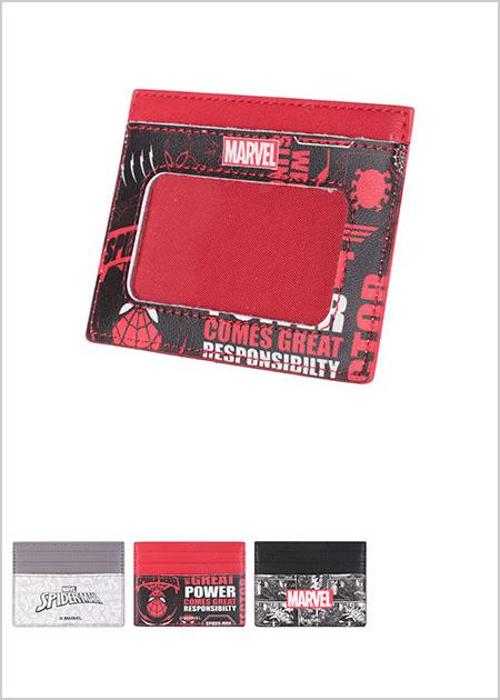 Dompet Miniso Terbaik MINISO Marvel Card Wallet