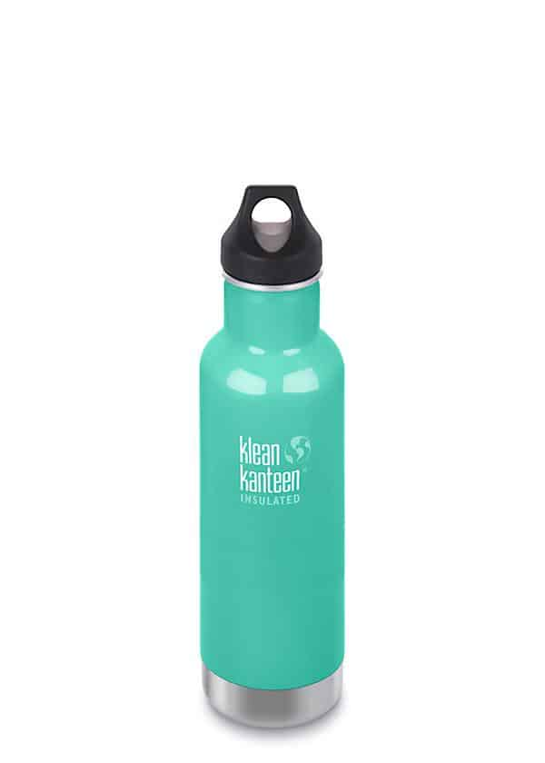 Botol minum stainless steel Klean Canteen Insulated Classic 20oz