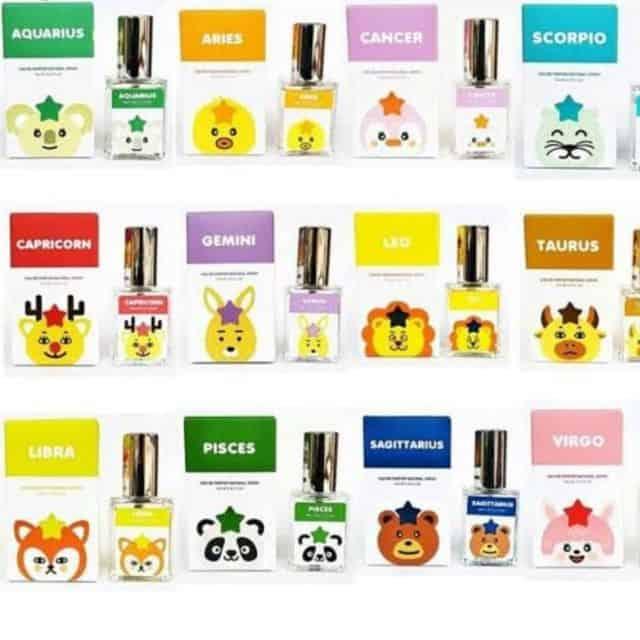 Katalog Produk Miniso Terbaik - Miniso Parfum Zodiac