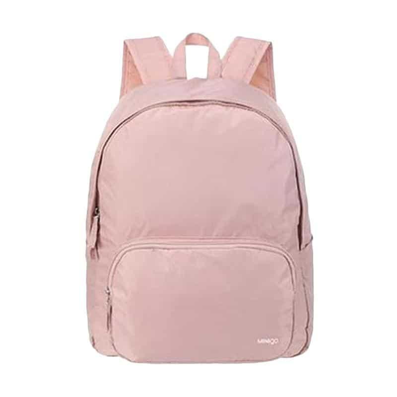Miniso tas terbaik punggung minigo foldable backpack