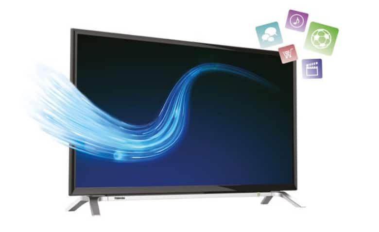 2. Smart Tv Terbaik 3 Juta : Toshiba Smart LED TV 32L5650