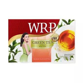 Teh Hijau Terbaik untuk Diet WRP Green Tea (Diet Tea)