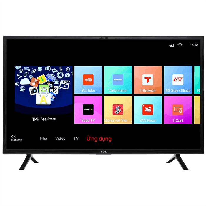 3. Smart Tv Terbaik 3 Juta : LED TV TCL 32 Inch LED SMART TV L32S62