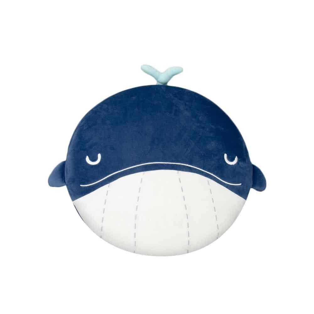 Boneka Miniso Terbaik Miniso Ocean Series Plush Toy Whale