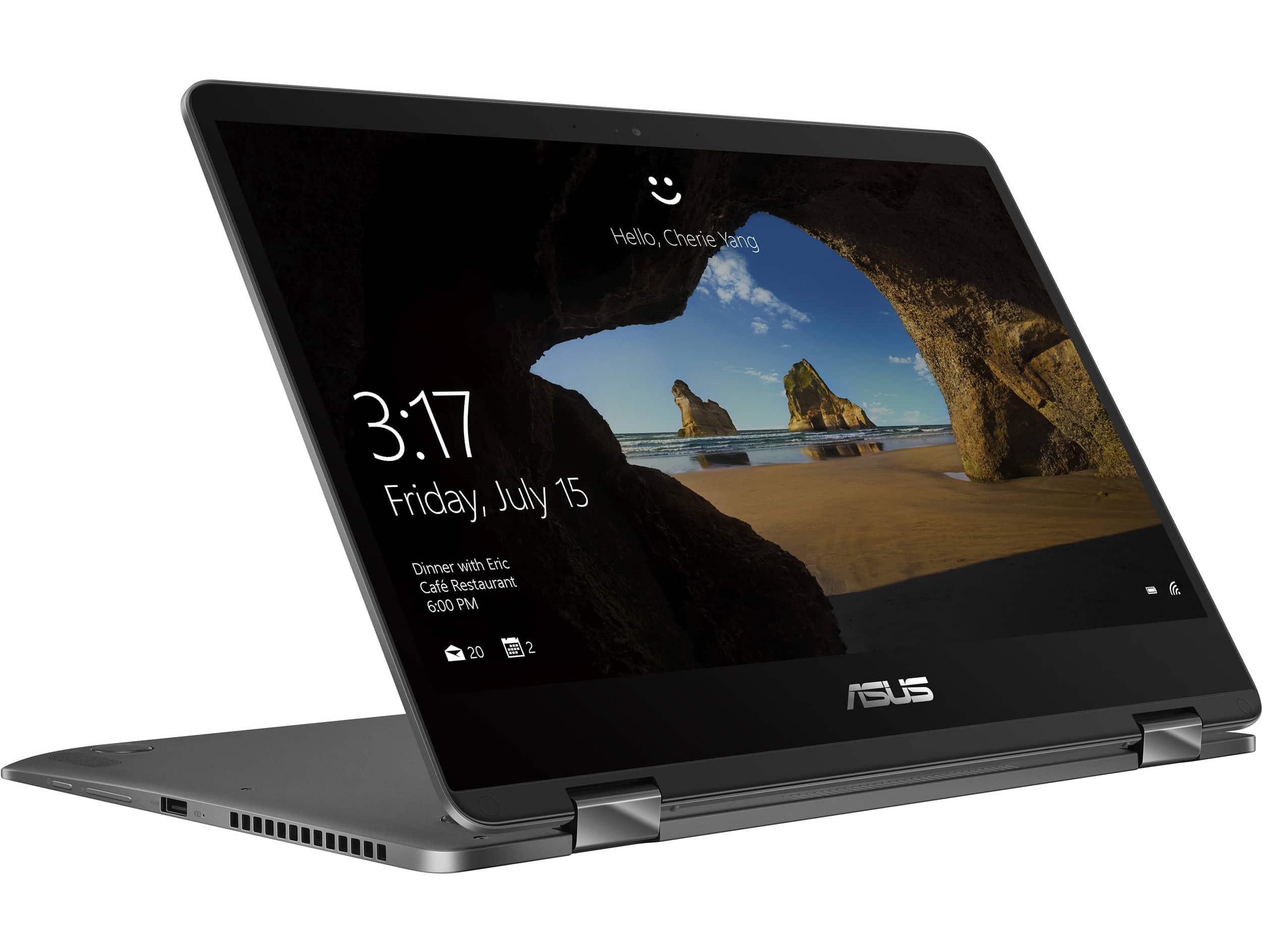 Merk Laptop Terbaik Asus ZenBook Flip 14