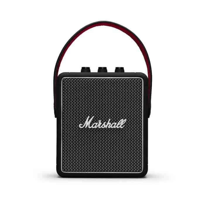 Speaker Bluetooth Terbaik Marshall Stockwell II