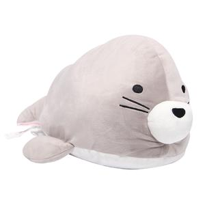 Boneka Miniso Miniso Ocean Series Plush Toy Seal