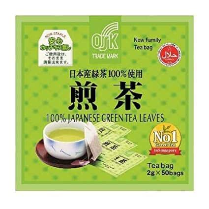 Teh Hijau Terbaik untuk Diet OSK Japanese Green Tea