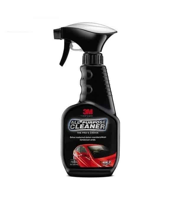 Cairan Pembersih Kaca Mobil Terbaik 3M All Purpose Cleaner
