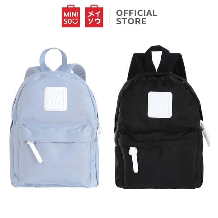 Tas Miniso ransel terbaik small icon medium backpack
