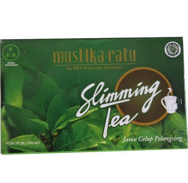 Teh Hijau Terbaik untuk Diet Mustika Ratu Slimming Tea
