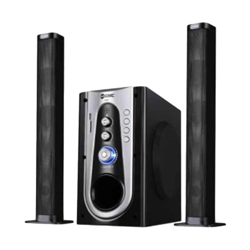 Speaker Aktif Terbaik - GMC 886P Multimedia Bluetooth Speaker