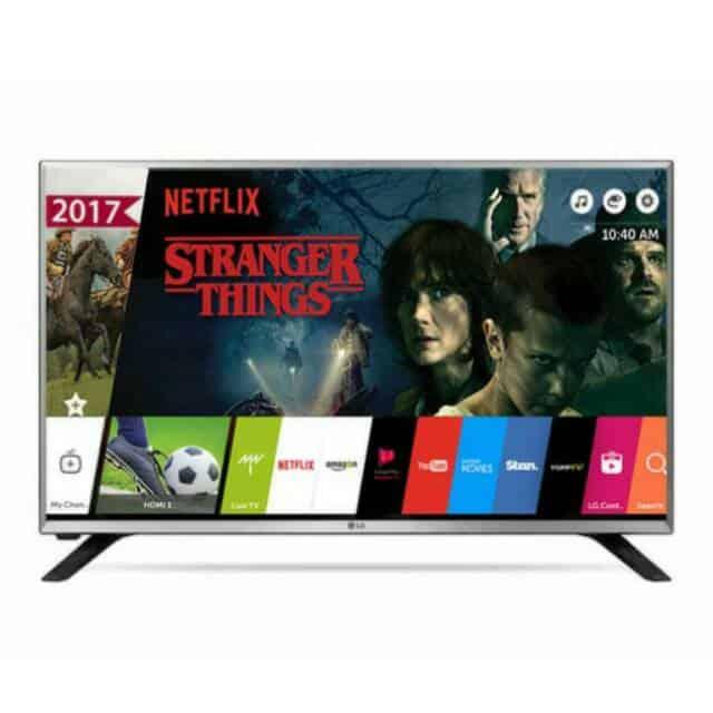 6. Smart Tv Terbaik 3 Juta : LED LG 32 Inch-32LJ550D Smart TV