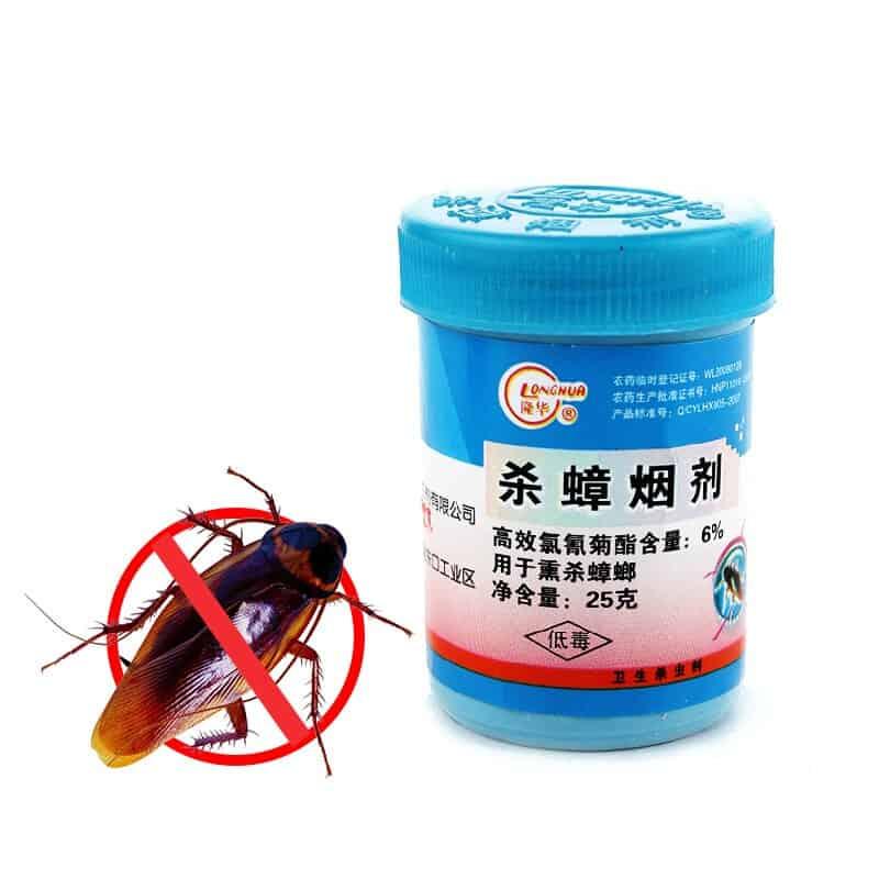 Pembasmi Kecoa Terbaik Longhua Asap Pembunuh Serangga