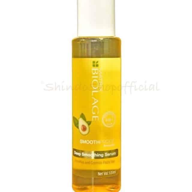 Vitamin Terbaik untuk Rambut Kering Matrix Biolage Deep Smoothing Serum