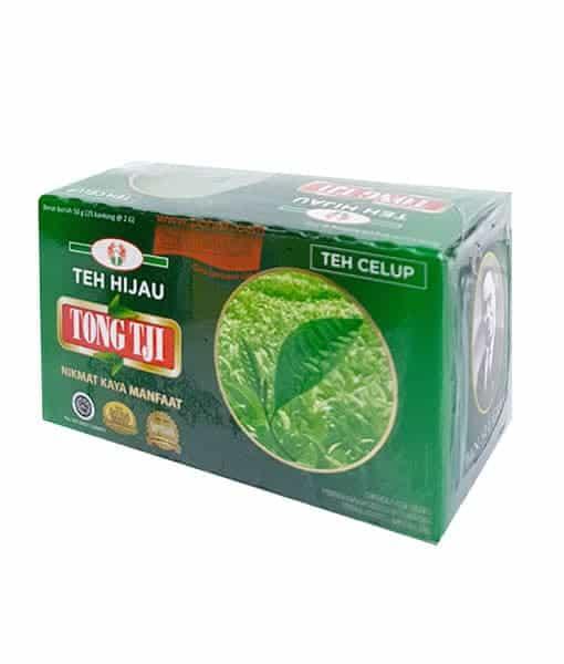 Teh Hijau untuk Diet Terbaik Tong Tji Green Tea