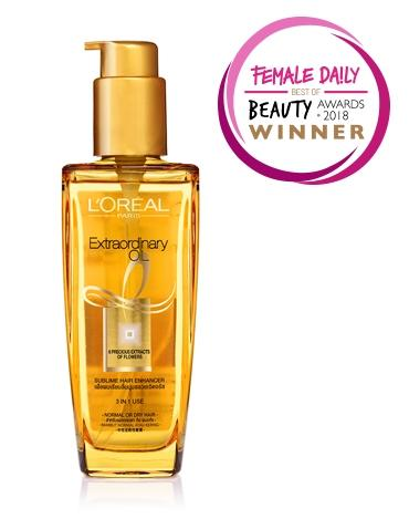 Vitamin Terbaik untuk Rambut Kering L'oreal elvive extraordinary oil