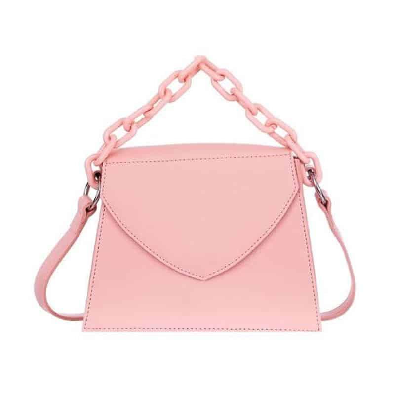 Sling Bag Terbaik Rantai Fashion Pesta Miniso
