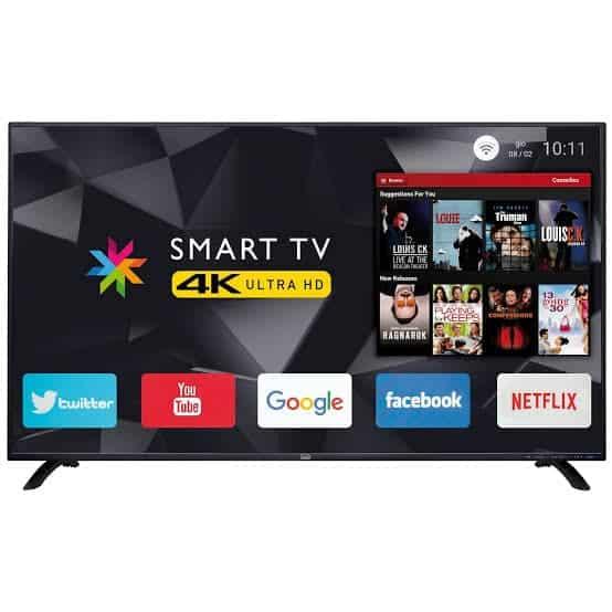 8. Smart Tv Terbaik 3 Juta : Coocaa LED TV 32 Inch Android Smart TV 32S6G