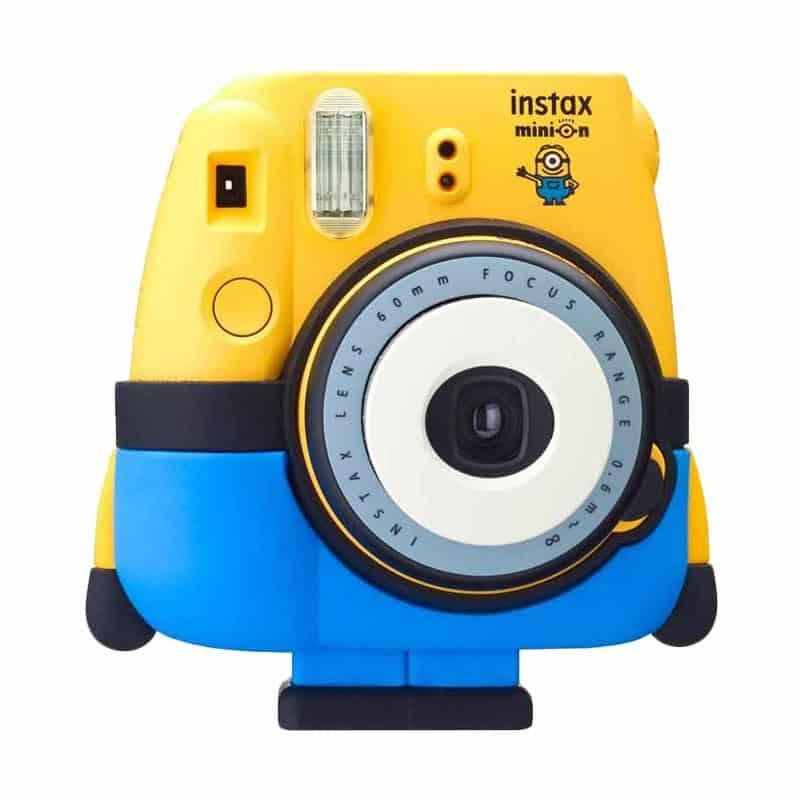 Hadiah Ulang Tahun untuk Anak Fujifilm Instax Minion – Mini 8