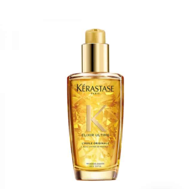 Vitamin Terbaik untuk Rambut Kering Kerastase Elixir Ultime