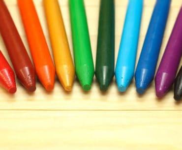 Crayon Terbaik untuk Lomba Mewarnai
