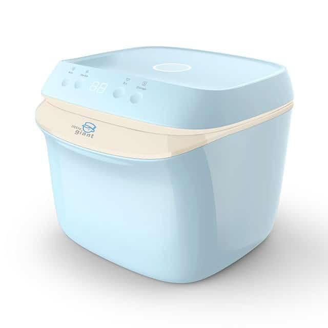 Sterilizer Botol Susu Terbaik - Little Giant Ornate UV Sterilizer Dryer